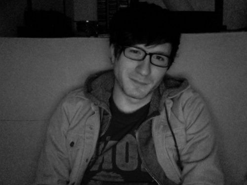 Adam In Glasses