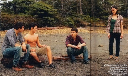 FIRST BREAKING DAWN STILL WITH SETH CLEARWATER!!!!