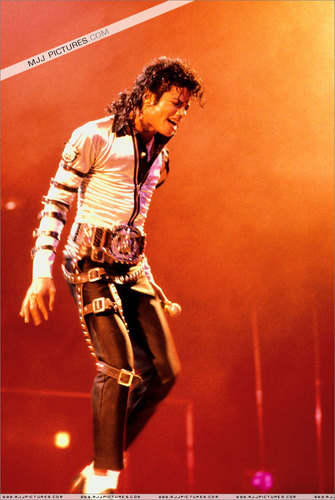 MJ bad era and tour