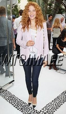 Rachelle at the event Maria Menounos Book Party