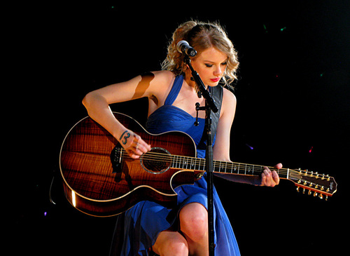 Speak Now World Tour: Dublin, Ireland [March 27th, 2011]