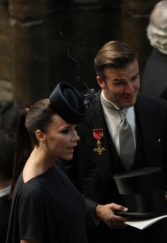 The Royal Wedding : Inside the Westminster Abbey.