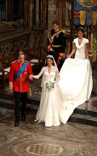 The Royal Wedding : William and Kate