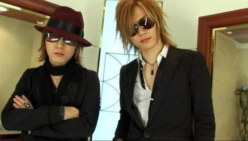 Uruha and Ruki