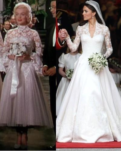 William Kate Wedding Party On Dress Likemarilyn Monroe Prince