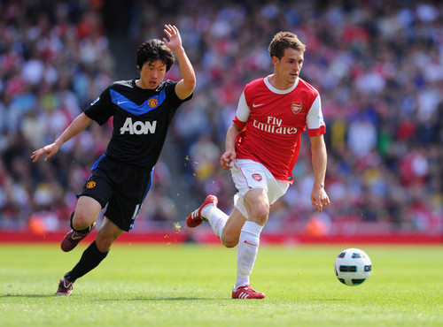 A. Ramsey (Arsenal - Manchester United)