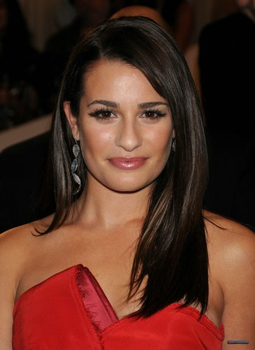 "Lea @ ""Alexander McQueen: Savage Beauty"" Costume Institute Gala 2011"