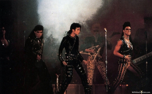 Michael Jackson BAD tour <3