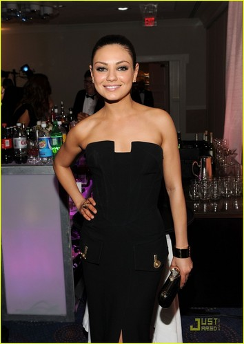 Mila @ White House Correspondents' Dinner