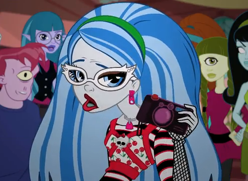 Party Planners: Ghoulia