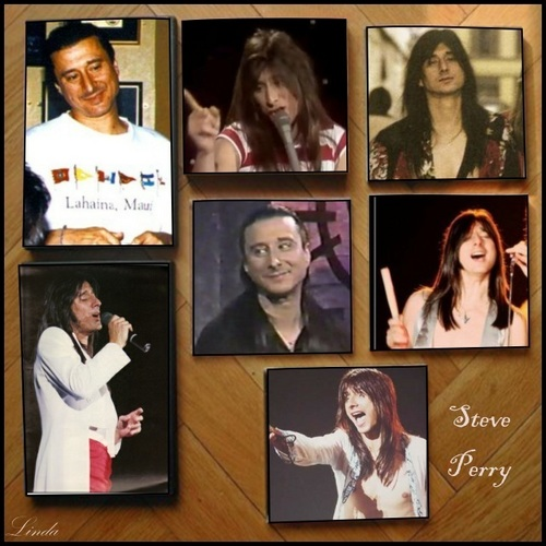 Steve Perry fan art