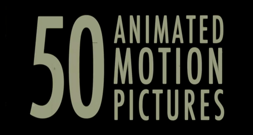 50 Animated Motion Pictures
