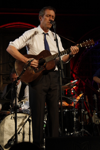 Hugh Laurie Union Chapel 4th May 2011