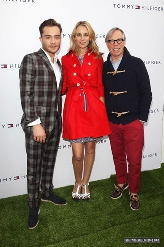 May 4th: Tommy Hilfiger And Lisa Birnbach Launch Prep World NYC Pop-Up House