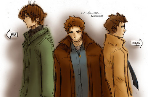 Supernatural+crossroad