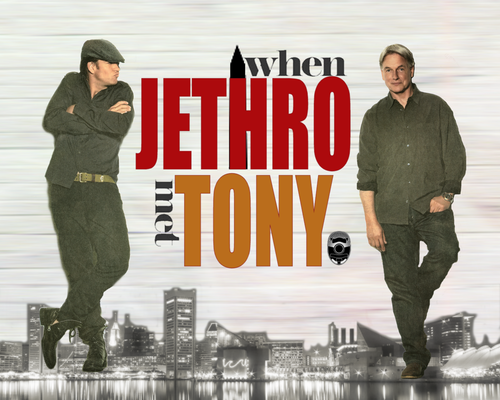 When Jethro Met Tony