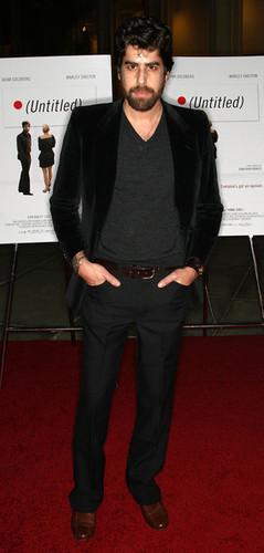 Adam @ 'Untitled' Premiere - 2009