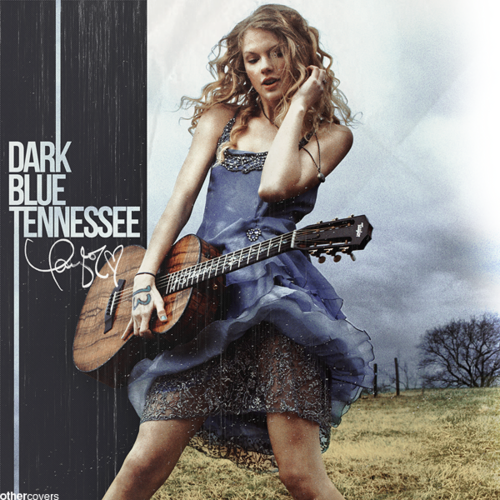 Dark Blue Tennessee [Fan made cover]