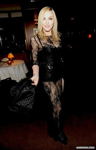 "Madonna @ The 2011 ""Vanity Fair Oscars Party"""