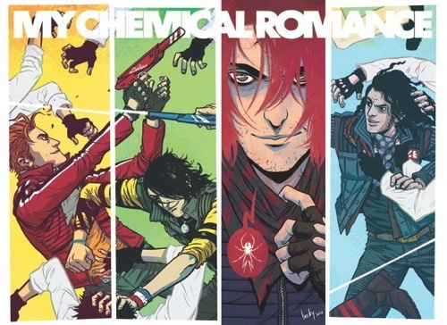 My Chemical Romance♥