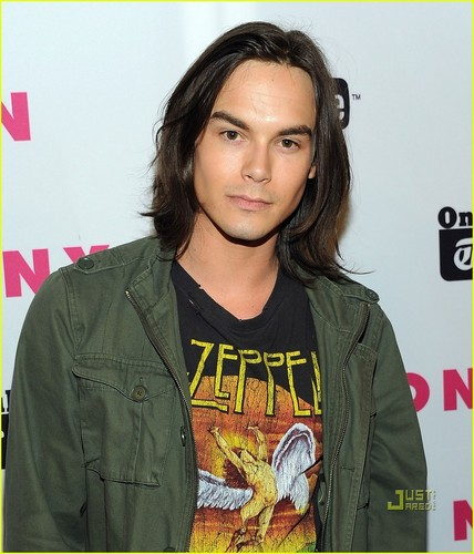 Tyler Blackburn: Nylon Mag Man