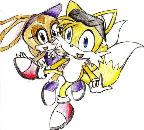 tails and cream