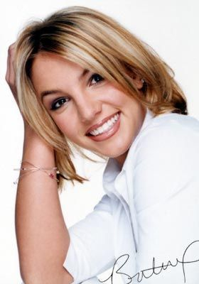 Britney Spears-2000 Herbal Essences Adverts