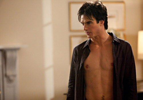 Damon Salvatore <3 Sexy !