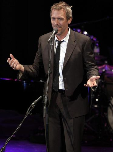 Hugh Laurie-Concert Paris 11.05.2011
