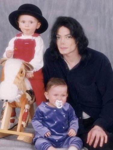Michael,Prince and Blanket