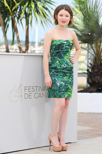Sleeping Beauty Photocall - 64th Annual Cannes Film Festival
