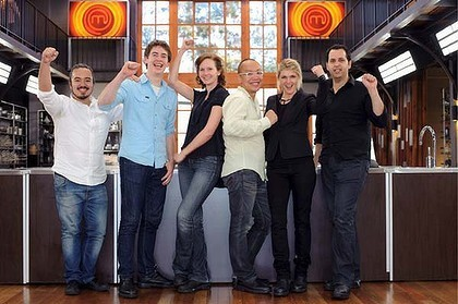 Top 6 of MAsterchef Australia