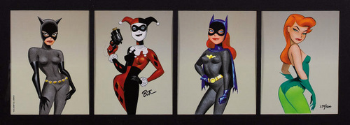 harley Quinn and friends :)