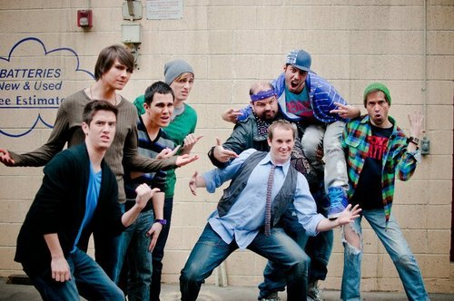 Big Time Rush & Boys in the Attic