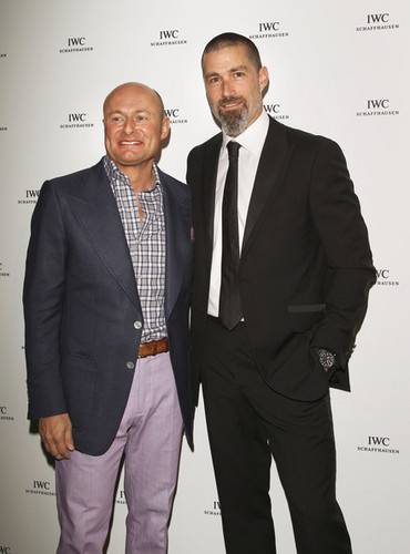 IWC Presents Peter Lindbergh Exhibition - 64th Annual Cannes Film Festival (May 15, 2011)