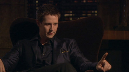 Jason Dohring in Moonlight