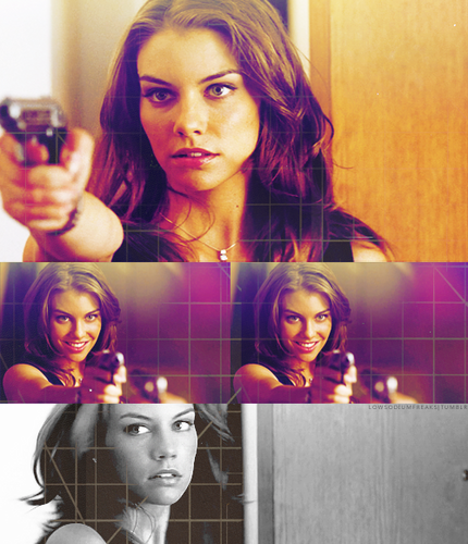 Lauren Cohan fan art