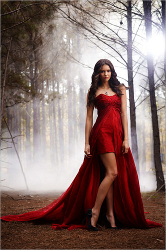Nina Dobrev The Vampire Diaries - New Promo 照片