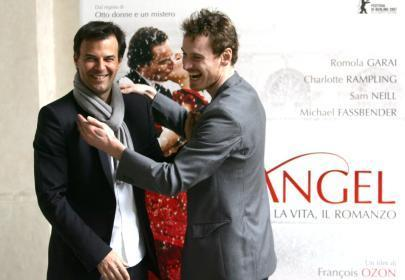 ANGEL PHOTOCALL - ROME, ITALY