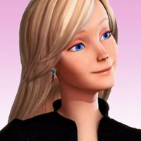 Barbie Movies Barbie (Diamond Castle)