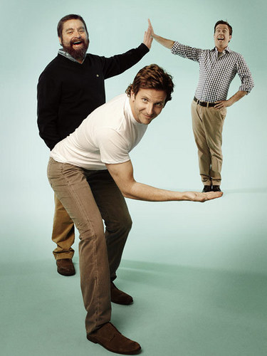 Entertainment Weekly Hangover 2 Photoshoot