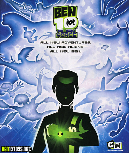 Picture of Ben 10: Alien Force