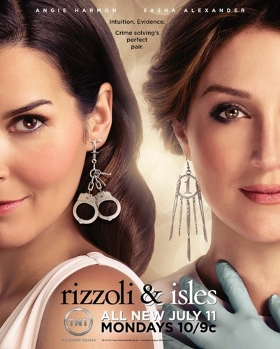 Rizzoli & Isles Promotional Picture