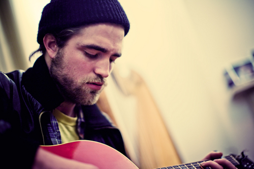 Rob for Sofar sounds' 'Songs from a room'