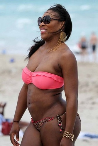 Serena fat added to the back, chest and abdomen