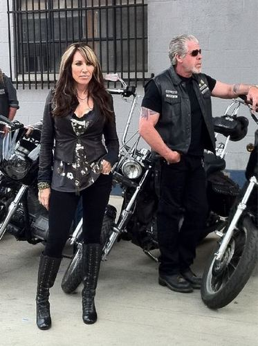 Sons Of Anarchy- Season 4