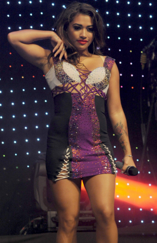 Vanessa White On Tour!! (Talented/Beautiful/Amazing) 100% Real ♥