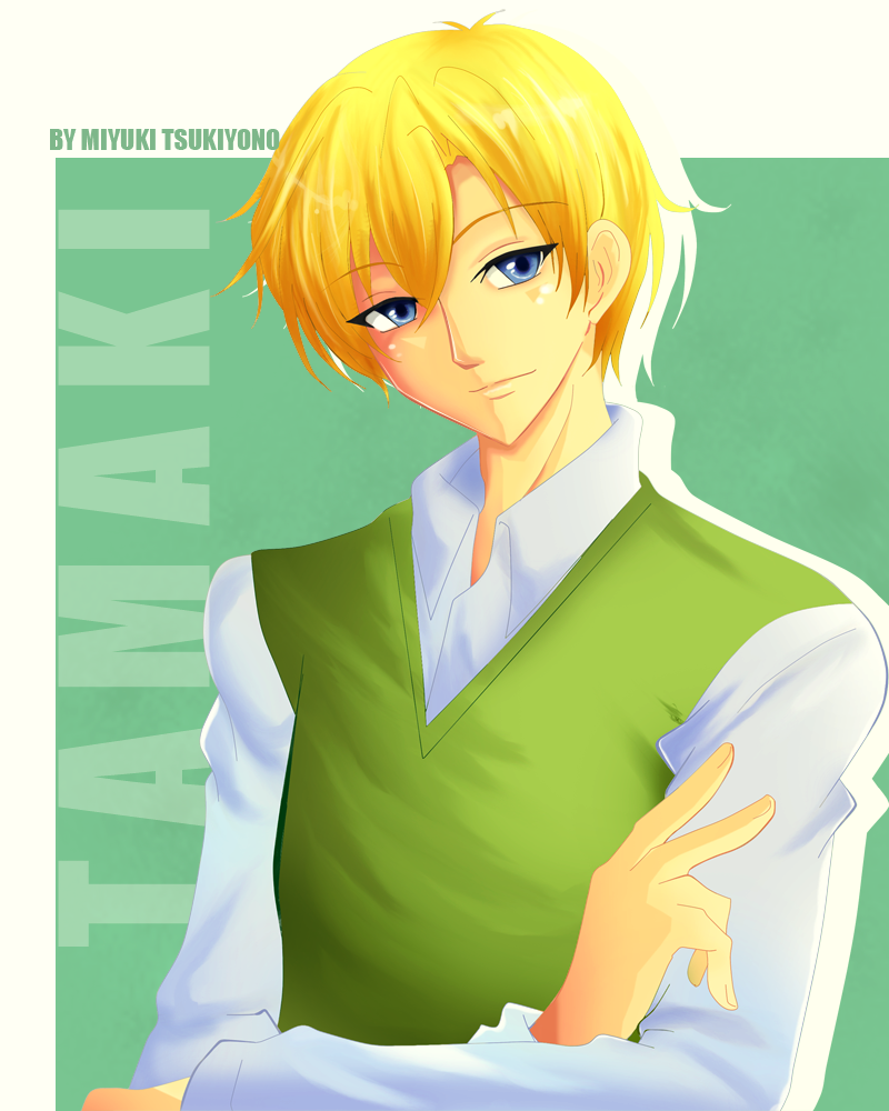 tamaki fan-art