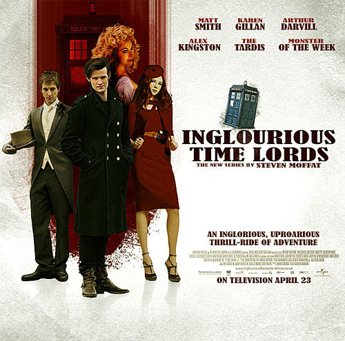 Inglourious Time Lords