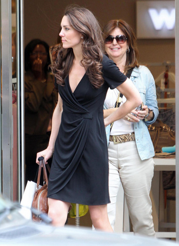 Kate Middleton; Shopping On Kings Road
